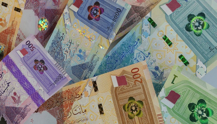 Nuevos billetes de riales cataríes