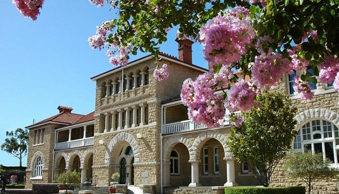 Sede de la Perth Mint (Australia Occidental)