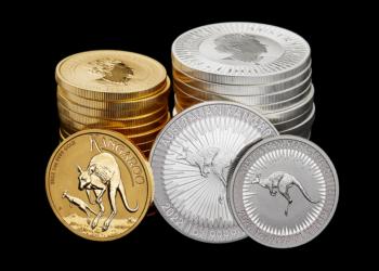 Bullion Canguro 2022 de la Perth Mint