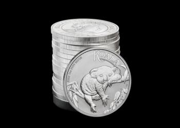 Bullion Koala 2022 de la Perth Mint