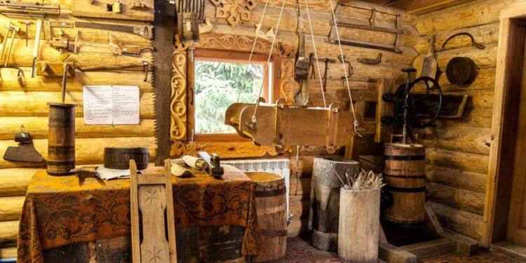 Taller de madera de Bielorrusia